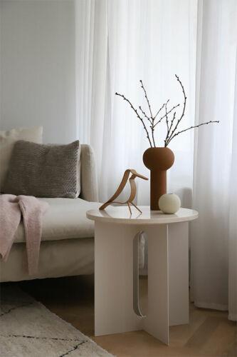 18cm Cooee Design Dekofigur Skulptur Woody Bird Eiche