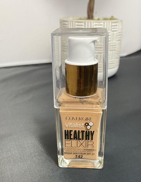 Covergirl Vitalist Healthy Elixir Foundation, 742 Medium