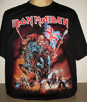 Iron Maiden England '88 T-Shirt Size Small S & 2XL XXL On Sale! Metal Band new!