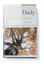 Daily Inspiration from the New International Version Zondervan, Matuszak, Pat M