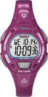 Timex Ironman T5k688 30 Lap Traditional Glimmer Weinrot Sportuhr - Damen Kinder