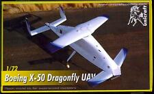 Unicraft Models 1/72 BOEING X-50 DRAGONFLY UAV Project