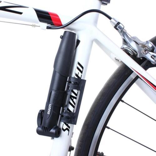 Portable Mini Cycling Bicycle Bike Pump w// Mount Compact Hand Pump Air Stick Z