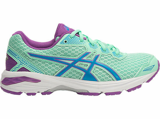 SAVE $$$ 6743 Asics GT 1000 5 GS Girls Running Shoe