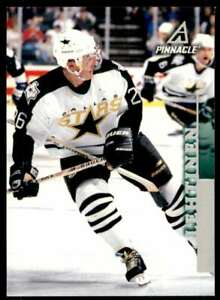 1997-98 Pinnacle Jere Lehtinen #118 141575