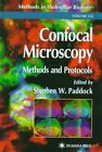 Confocal Microscopy: Methods and Protocols by Humana Press Inc. (Hardback, 1998)