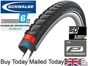Schwalbe Marathon GT 365 Performance DualGuard 4 Season Tyre 700 x 35c 38c 622