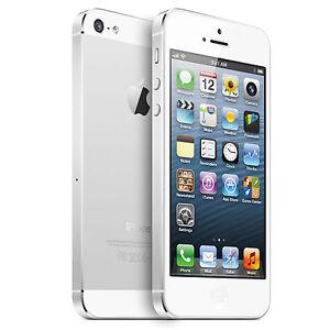 Geniune-Apple-iPhone-5-16GB-White-amp-Silver-VGC-Warranty