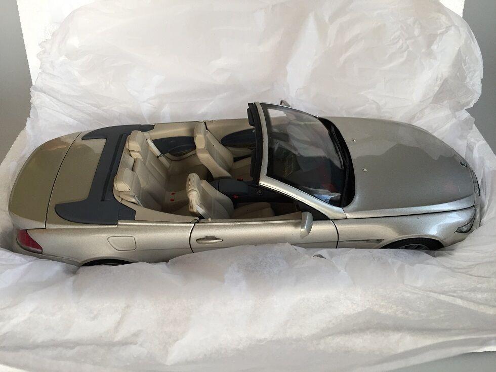 1 18 Kyosho BMW 6er Cabrio 80430153437
