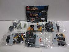 Lego DC 76055 Batman And Killer Croc Sewer Smash - No Box