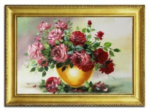 Oil-Painting-Pictures-Hand-Painted-with-Frame-Baroque-Art-G96493