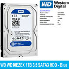 "1TB 2TB 4TB Western Digital WD Blue, 3.5"" HDD, SATA III - 6Gb/s, 5400 RPM, 64MB"
