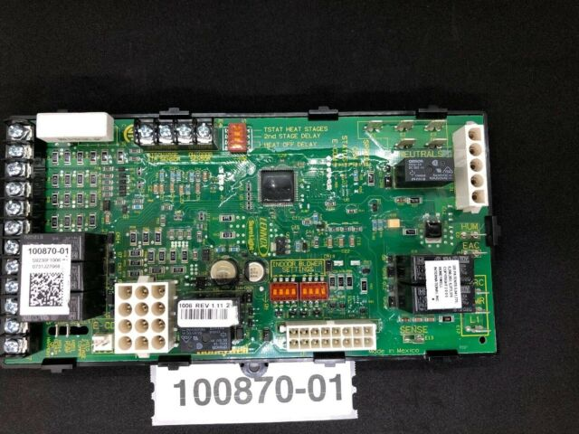 Lennox OEM Replacement Furnace Control Board 100870-03