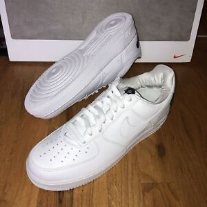 Details about Nike Air Force 1 One '07 Roccafella White AO1070 101 Mens Shoes Size 10.5 New DS