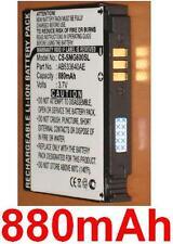 Batterie 880mAh type AB533640AE AB533640AEC Pour Samsung GT-S3600C