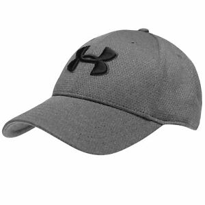 info for 2de43 4ef1d Image is loading Under-Armour-Mens-Heather-Blitzing-Cap-Baseball-Breathable-