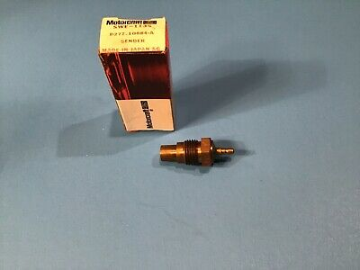 FORD D27Z-10884-A Temperature Sending Unit Switch Courier 72 SWE-1135   OEM NOS
