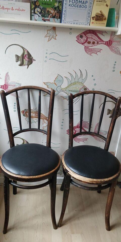 Spisebordsstol, Træ, Fransk – dba.dk – Køb og Salg af Nyt og