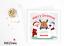Carte de Noël fille petite-fille Fils petit-fils nièce neveu Bro personnalisé