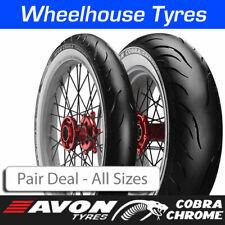 AVON 150//80 B16 77V TL COBRA AV72 REAR MOTORCYCLE TYRE