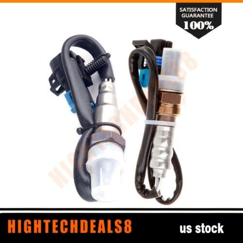 2PCS O2 Oxygen Sensor Upstream Downstream for Chevrolet Impala Trailblazer 02-03