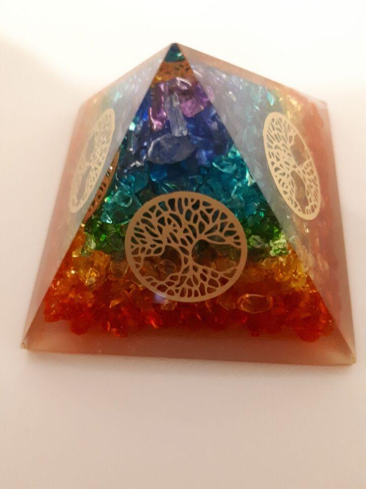 Organite pyramide - Julegaveide