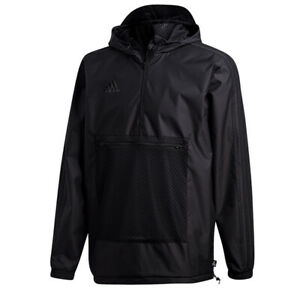 adidas-Men-039-s-Tango-Windbreaker-Black-CW7423