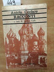 CECHOV-ANTON-RACCONTI-LA-SCUOLA-1967-A-CURA-DI-SANDRO-GALLI-449