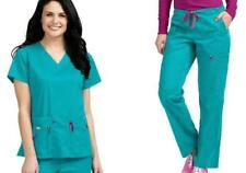 55f8bae98a7 item 3 Med Couture Women's Rescue Cargo Scrub Set Top and Bottoms Real Teal  XL X-Large -Med Couture Women's Rescue Cargo Scrub Set Top and Bottoms Real  Teal ...