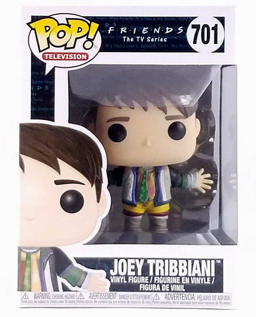 Funko Pop Television Friends Joey Tribbiani #701