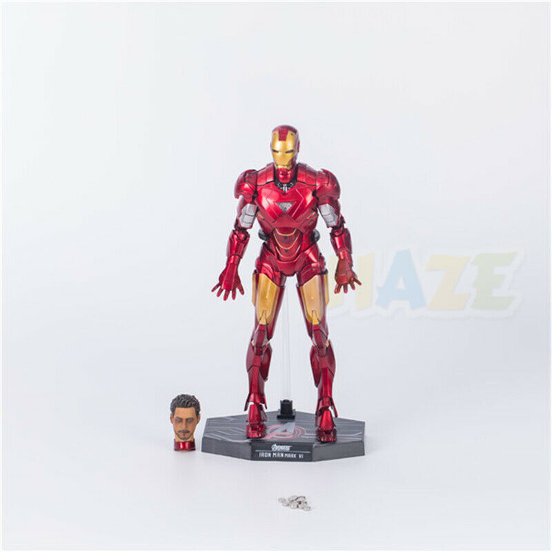 Avengers 1 6 MMS 171 Iron Man Action Figure HC Toy Movie Ver New in Box