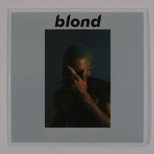 Frank-Ocean-Blond-Blonde-2LP-Limited-Edition-Yellow-Color-Wax-Vinyl-Record