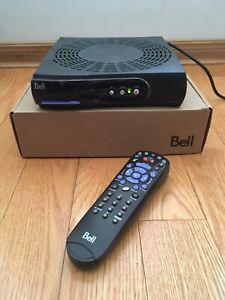 Bell-4100-Standard-Definition-Digital-Satellite-TV-Receiver-3-2-Remote-BUNDLE