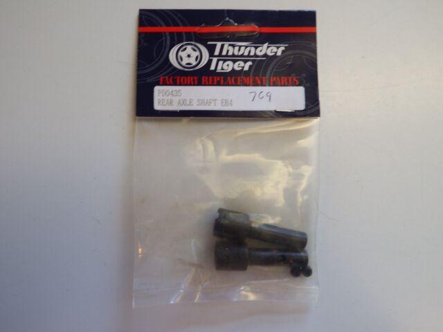 THUNDER TIGER  PD0435 REAR AXLE EB//K