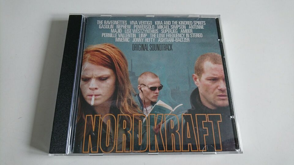 Diverse Kunstnere: Nordkraft - Original Soundtrack,
