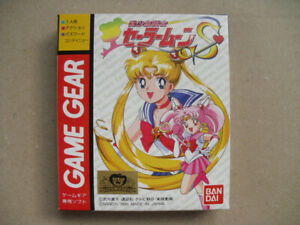 Bandai-SAILOR-MOON-S-Bishojo-Senshi-SEGA-GAME-GEAR-GG-New-Japan