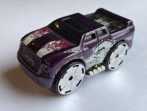 2005 HOTWHEELS blings QUADRA Suono VW AUDI VIOLA MOLTO RARA!