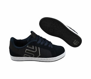 Etnies Gr Blue white Fader 39 Ls Baskets Navy chaussures fqfrSBn