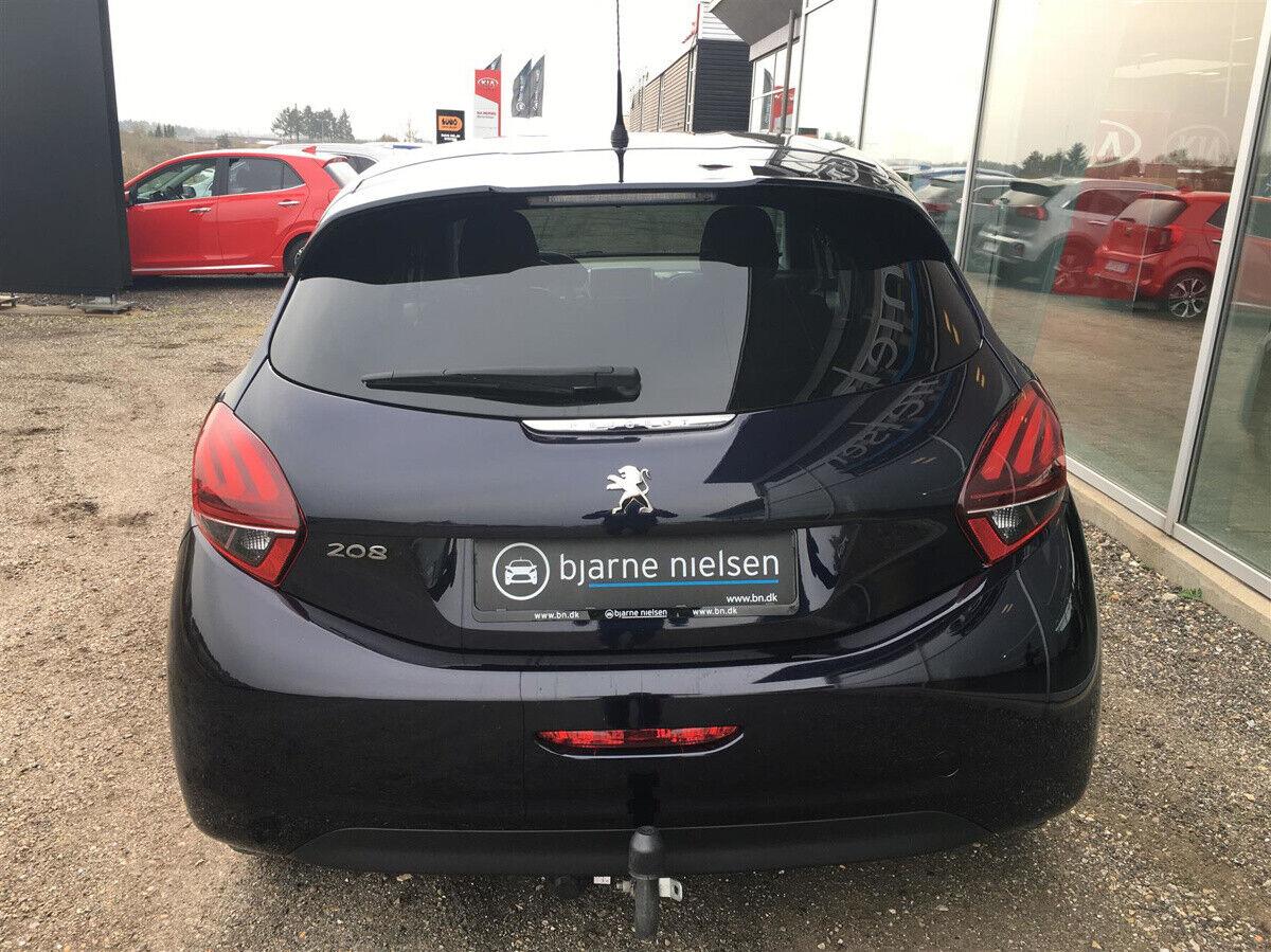Peugeot 208 1,6 BlueHDi 100 Envy - billede 4