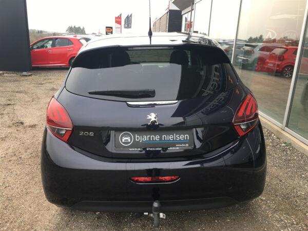 Peugeot 208 1,6 BlueHDi 100 Envy billede 4