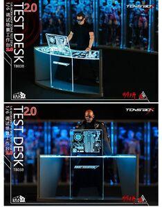 TOYS-BOX-1-6-WorkShop-Scene-Test-Desk-2-0-Fit-for-Iron-Man-Action-Fgiure-Model