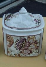 222Fifth Gabrielle Cream 1 Piece Canister Set, Lot N0210171