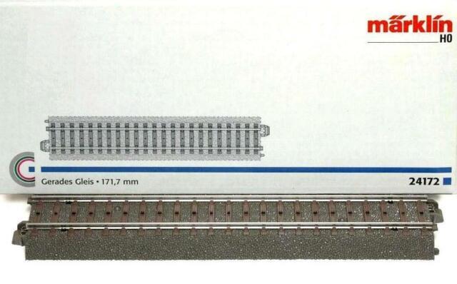 Märklin H0 C-Gleis Gerade 24172