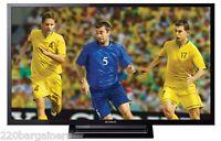 Sony 32 110 220 Volt Pal Ntsc Multi System Hdtv For Asia Europe Africa Uk
