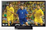 Sony 32 110 220 Volt Pal Ntsc Multi System Hdtv For Asia Europe Africa Uk