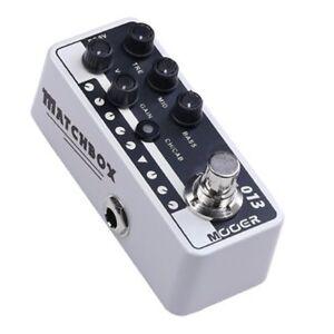 Mooer-Micro-013-Preamp-Matchbox-Digital-Preamp-Pedal-MMPA13