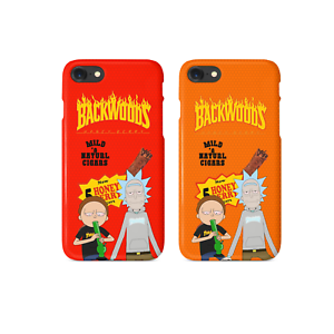 brand new 9a8f9 b63e4 Details about Thrasher Magazine X Backwoods R & M iPhone Case | US SELLER