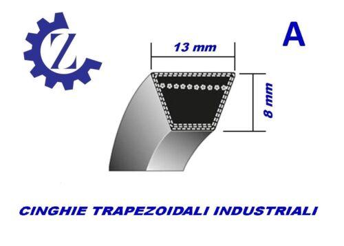 CINGHIA TRAPEZOIDALE INDUSTRIALE SEZIONE A134 13X3404