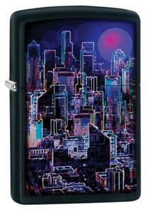ZIPPO-BENZINA-ACCENDINO-cyberpunk Design - 60005348-Novità 2020 - 2021