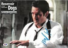 Michael Madsen Signed Reservoir Dogs Auto 13.5x9.5 Promo Photo PSA/DNA #AA54433
